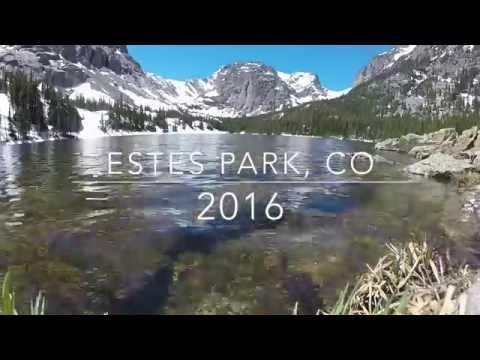 Estes Park, CO ---- 2016