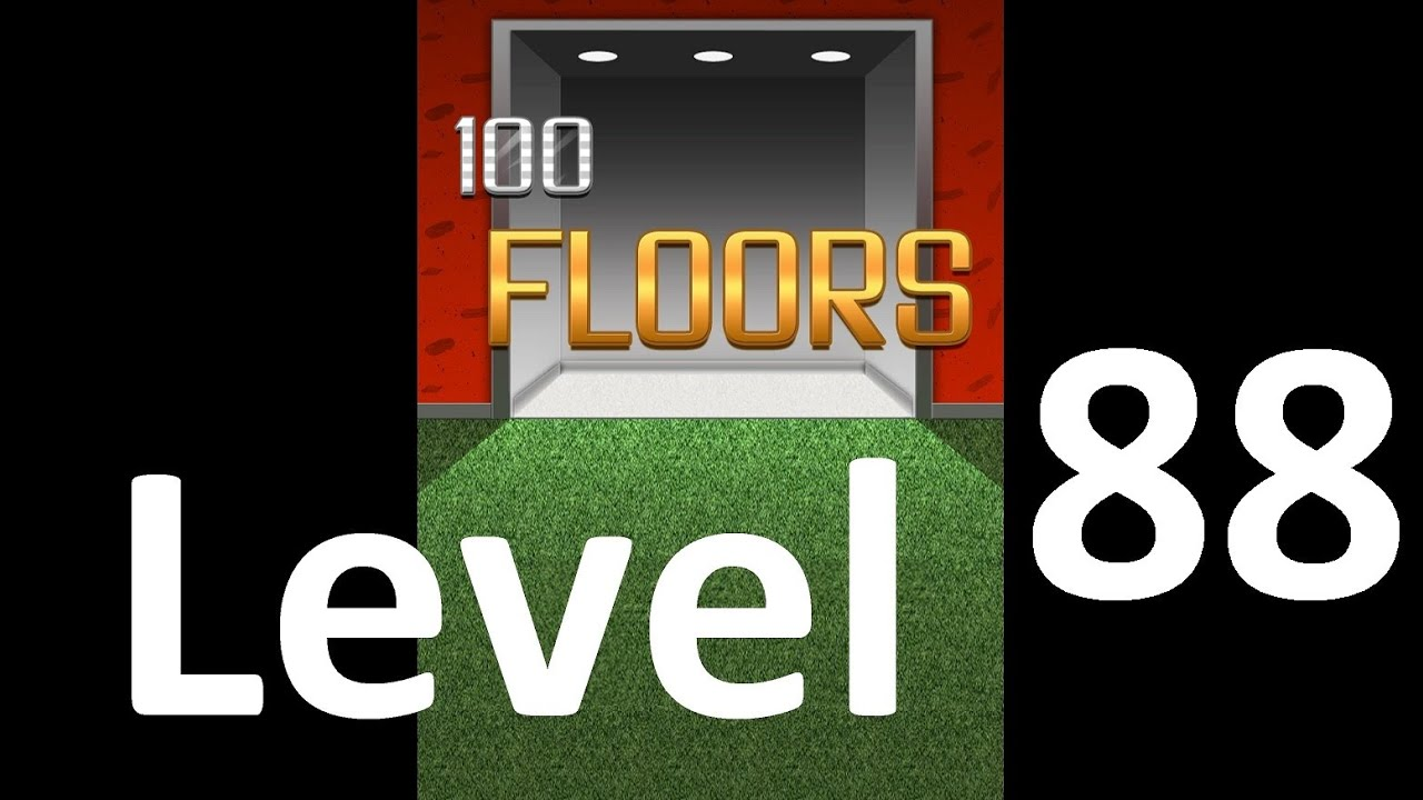 100 Floors Level 88 Solution Floor 88 Youtube