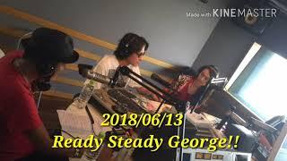 2018/06/13 The Birthday - チバユウスケ&クハラカズユキ