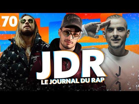 Youtube: JDR #70: La claque de SCH! Fianso change de physique, Larry feat RK, Soolking, Angèle…