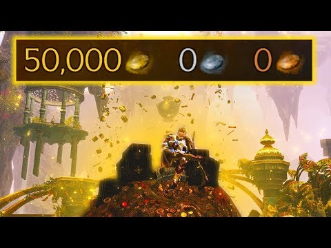 50000 Gold Giveaway All My Gold  Guild Wars 2