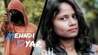 O Mehndi Pyar Wali Hathon Pe Lagaogi | Dil Tod Ke Hasti Ho Mera | Revenge Love Story| Dosti Creation