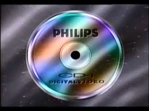 VCD Promotional Video For Philips CD-i