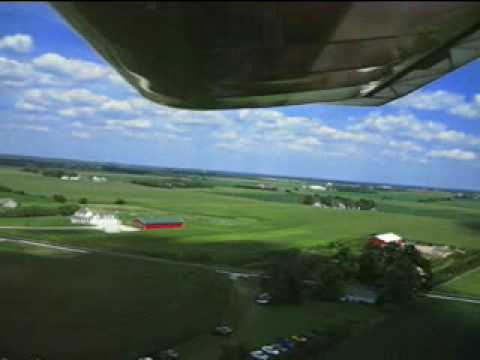 Ultra Stick Lite Aerial Video August 16, 2008 in Johnsburg, IL