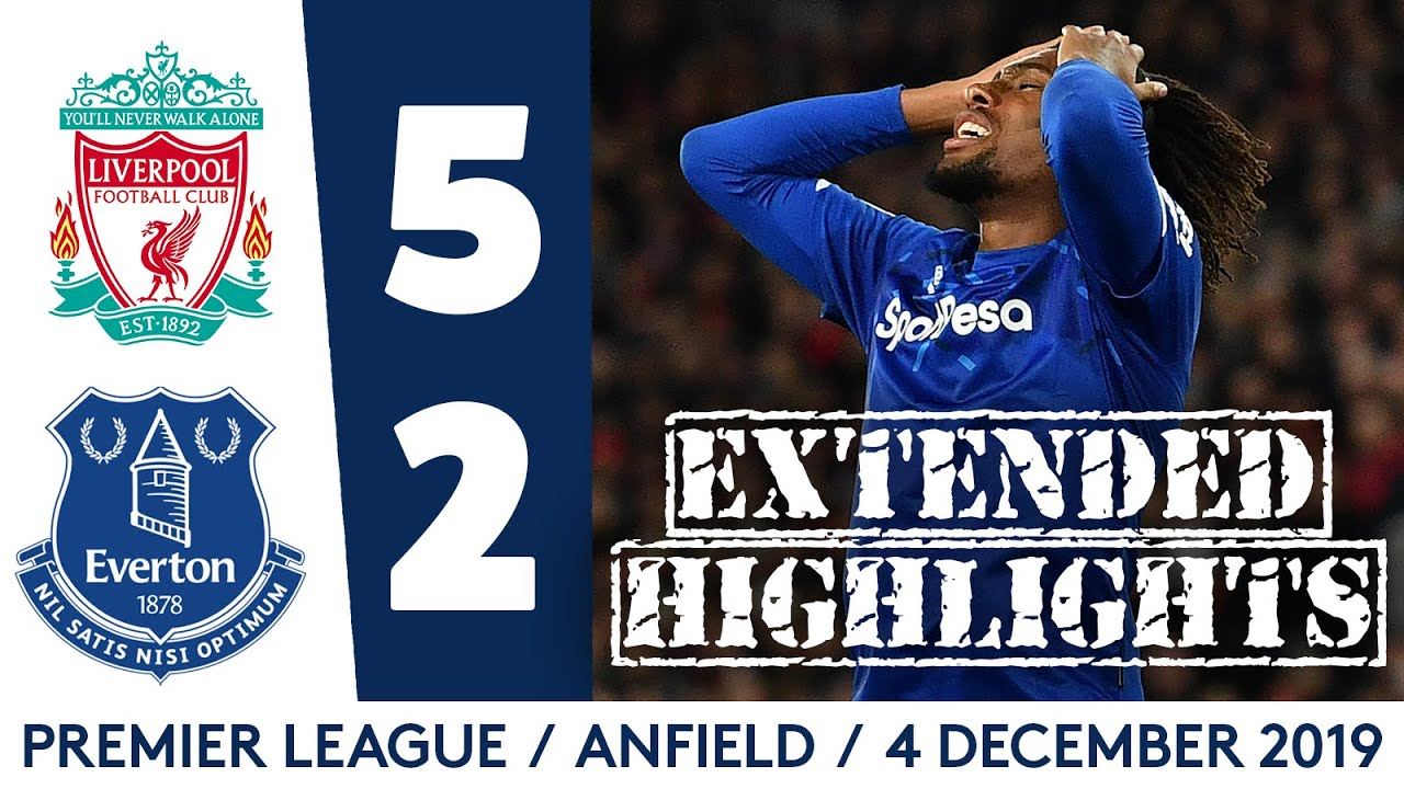 Download EXTENDED HIGHLIGHTS: LIVERPOOL 5-2 EVERTON