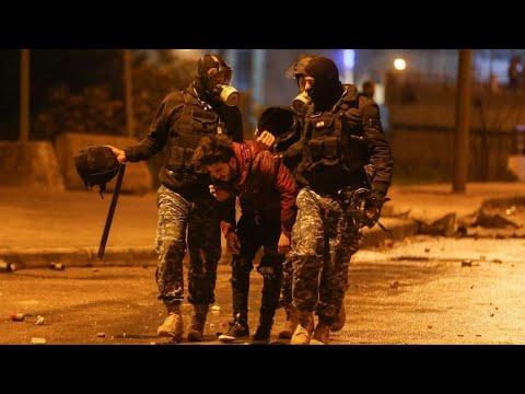 لبنان: إصابة عشرات المتظاهرين في بيروت خلال مواجهات عنيفة  - 07:59-2020 / 1 / 20