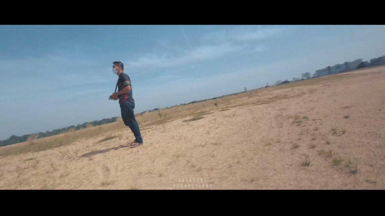 FPV Drone Kejar Kapal Terbang & CRASH! — Mid Air Collision картинки