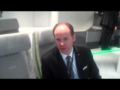 Recaro Aircraft Seating 09/04/2013