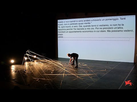 Biennale Teatro 2020 - Day #5 (College Masterclass...