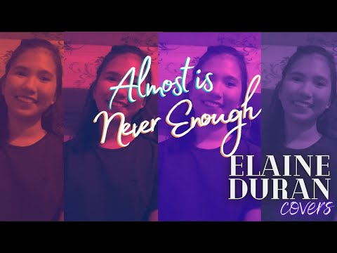 Almost is never enough - (c) Ariana Grande & Nathan Sykes