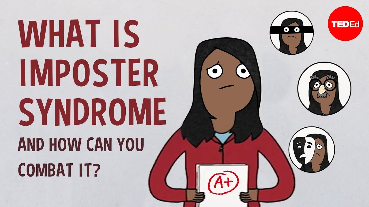 What is imposter syndrome and how can you combat it?