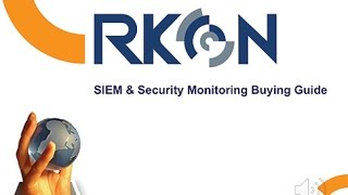 SIEM & Security Monitoring Buying Guide