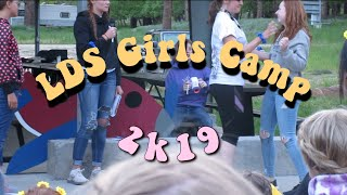 Video-Search for lds girls camp