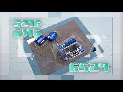 6527 5216 6116 | LaserTools Wheel Stud Master Re-Threader Kit