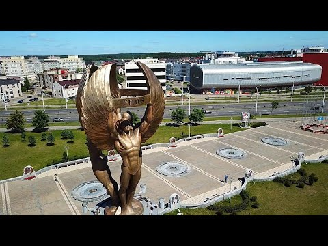 Euronews:Take a look at Belarus as it prepares for the European Games