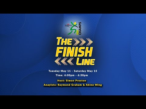 The Finish Line | Champs Round-up | May 11, 2021