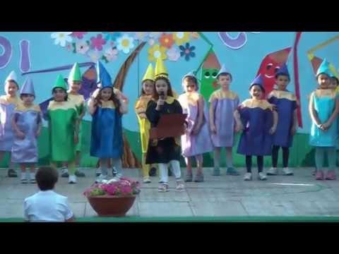 recita fine anno 2012 armonia di colori g.rodari cutrofiano