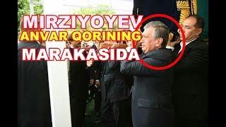�������� ���� MIRZIYOYEV ANVAR QORINING MARAKASIDA ISHTROK ETDI ������