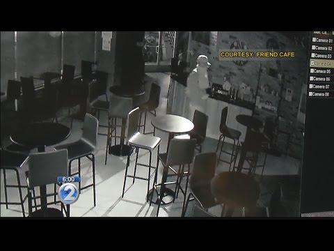 Two Kapiolani Blvd. businesses burglarized Sunday morning