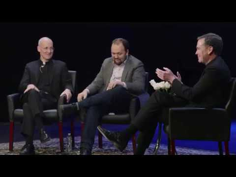 Highlights: Fr. James Martin and Ross Douthat discuss religion and civil discourse