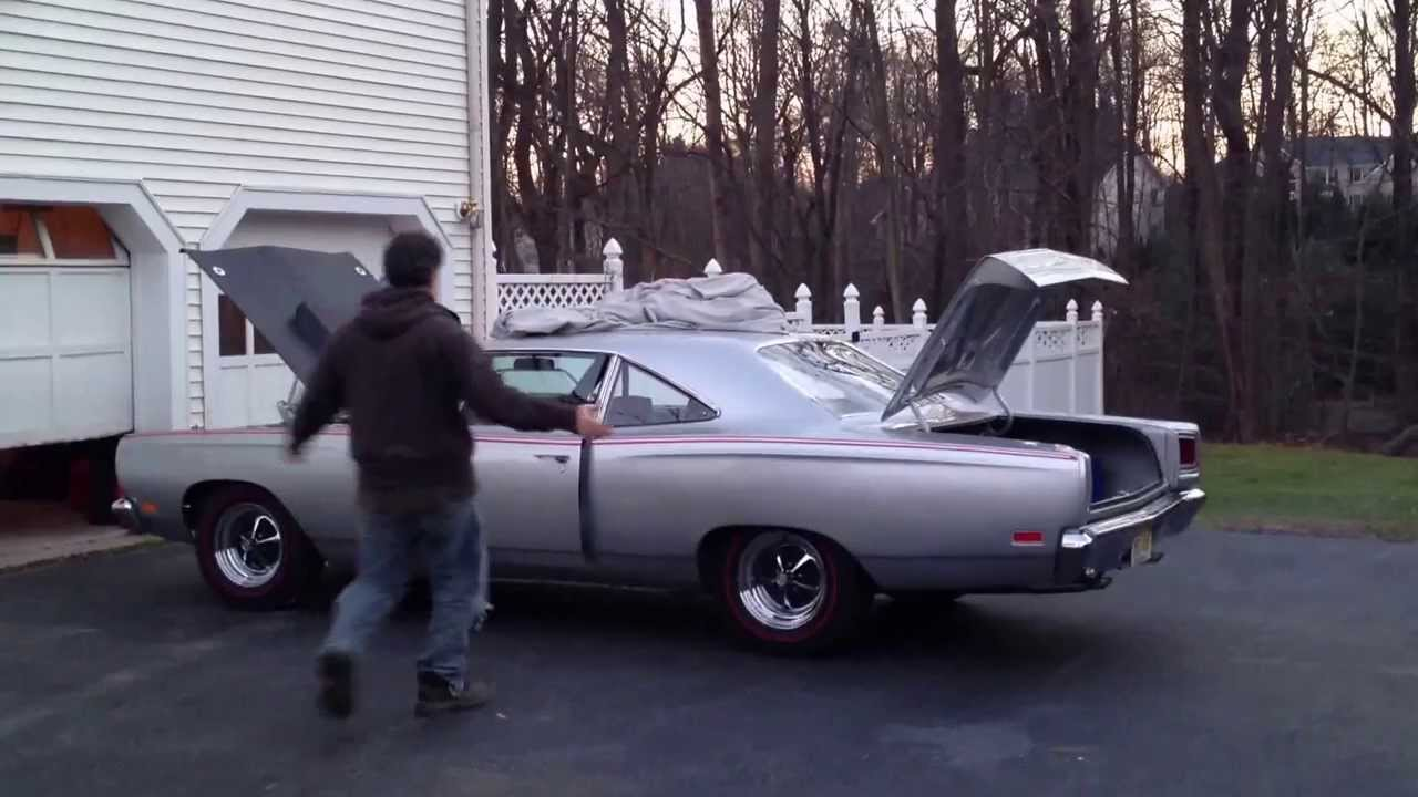 Supercharged 69 Roadrunner Youtube Wiring Diagram