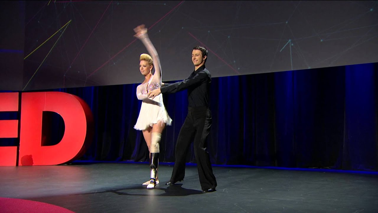 Adrianne Haslet-Davis dances again - YouTube