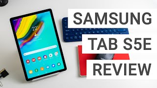 Samsung Galaxy Tab S5e Review: A Perfect Media Tablet? (+ Samsung Dex Test)