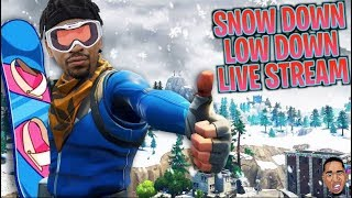 HILARIOUS & LIT FREESTYLE!!! Fortnite Live Stream