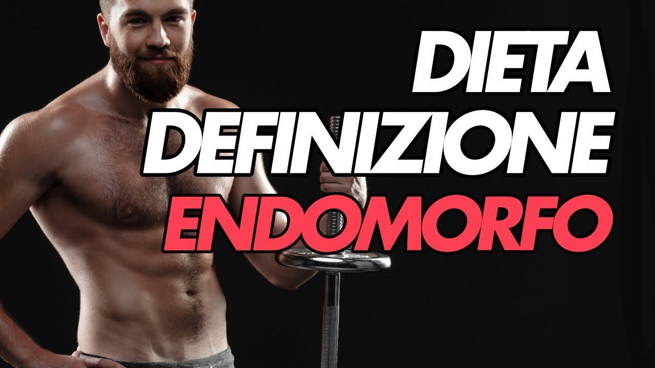 dieta endomorfa per la perdita di peso