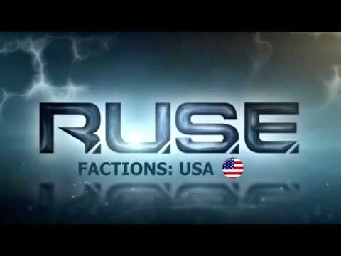 R.U.S.E. Factions: USA. Pros And Cons. Short Guide (Part 1/6) - S01E06