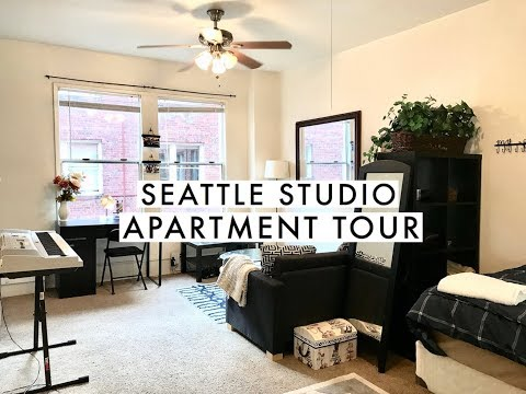STUDIO APARTMENT TOUR (JULY 2017) | shannonleiMUA