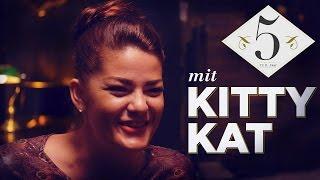 """Kitty Kat: """"Kollegah wollte aus meinen Zähnen eine Halskette machen!"""" Letzte Runde #05"""