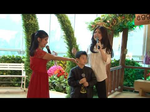Free Download Kevin Kahuni Feat Tina Toon Perform Grand Indonesian Mp3 dan Mp4