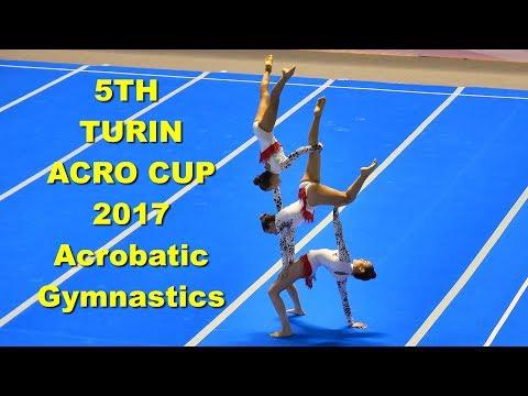 5TH  TURIN ACRO CUP 2017, Acrobatic Gymnastics, Qualification Day (13)