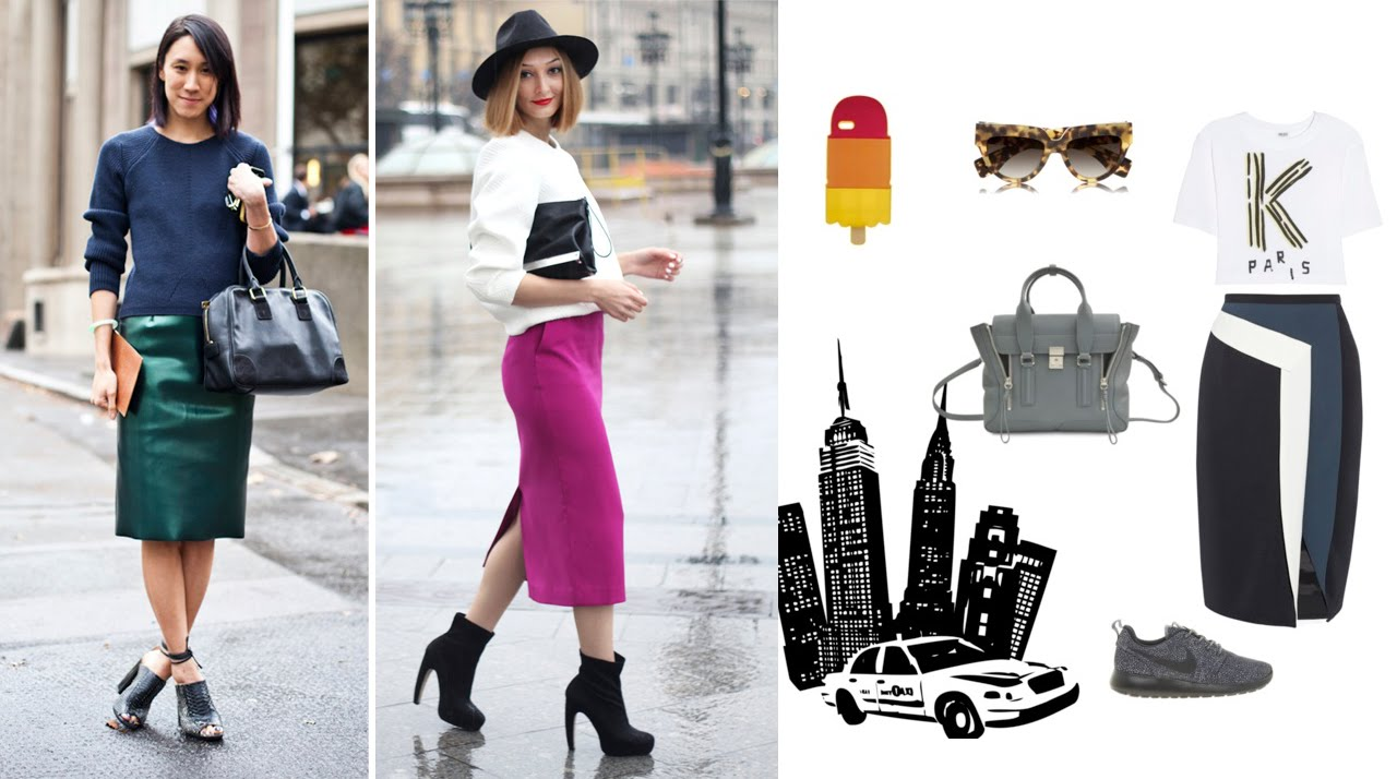 BeIN Style: How to wear pencil skirts // Inspiration for your ...
