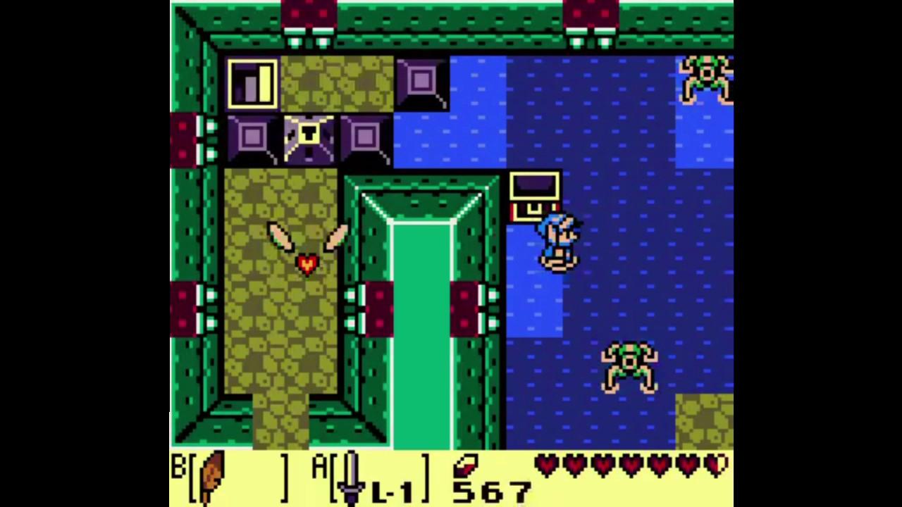 Game boy color legend of zelda - Gameboy Color Legend Of Zelda Links Awakening Part 5