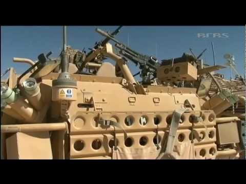 RAF Regiment Relives Bastion Attack | Forces TV