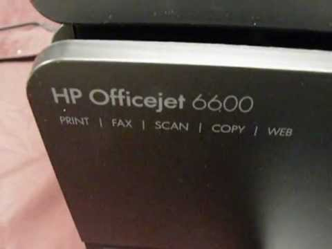 Hp Officejet 6600 6700 6100 Cis Auto Refill Ink System