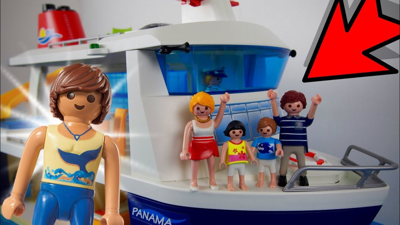 croisi re playmobil playmobil piscine vacances vid o achat playmobil 6978 family fun youtube. Black Bedroom Furniture Sets. Home Design Ideas