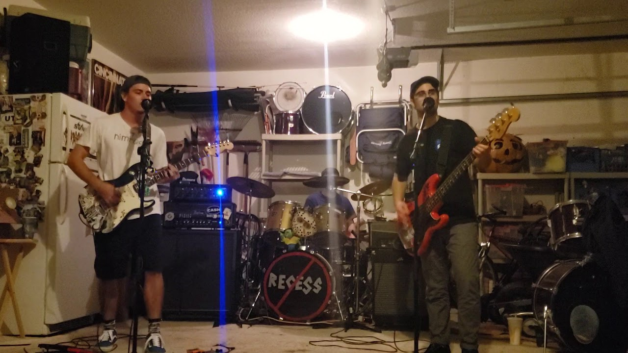 Going Away To College by Blink 182: band cover