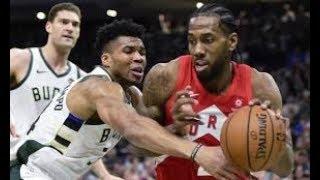 Milwaukee Bucks vs Toronto Raptors_Game 5_NBA Playoffs 23 May 2019