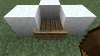 Minecraft floodgate (no reset)