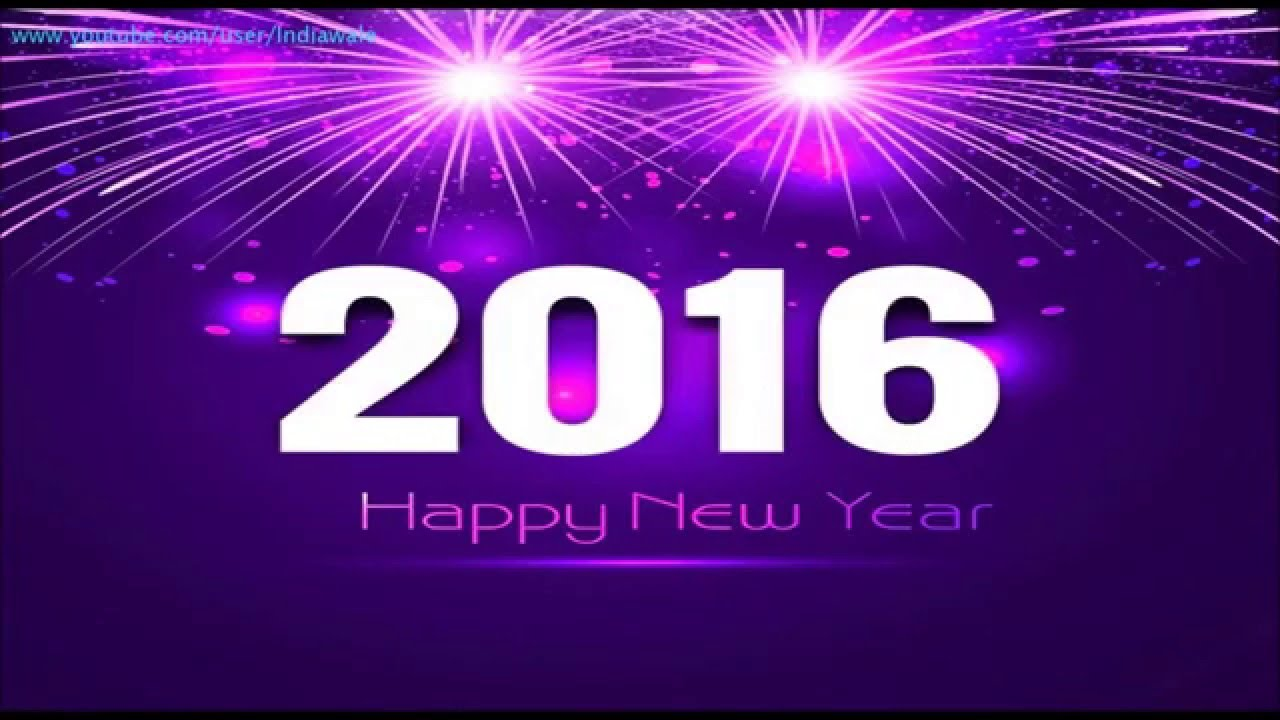 happy new year 2016 latest smsbest wishesgreetingswhatsapp videoe card quoteshd video 12 youtube