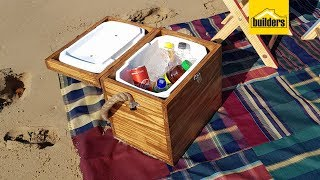 How to Make a Wooden Cooler Box
