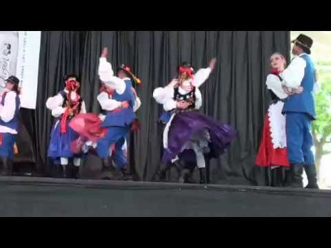 Milwaukee Polish Fest - Lajkonik Song & Dance Ensemble (Chicago)