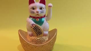 Манэки (кот удачи) 10 см