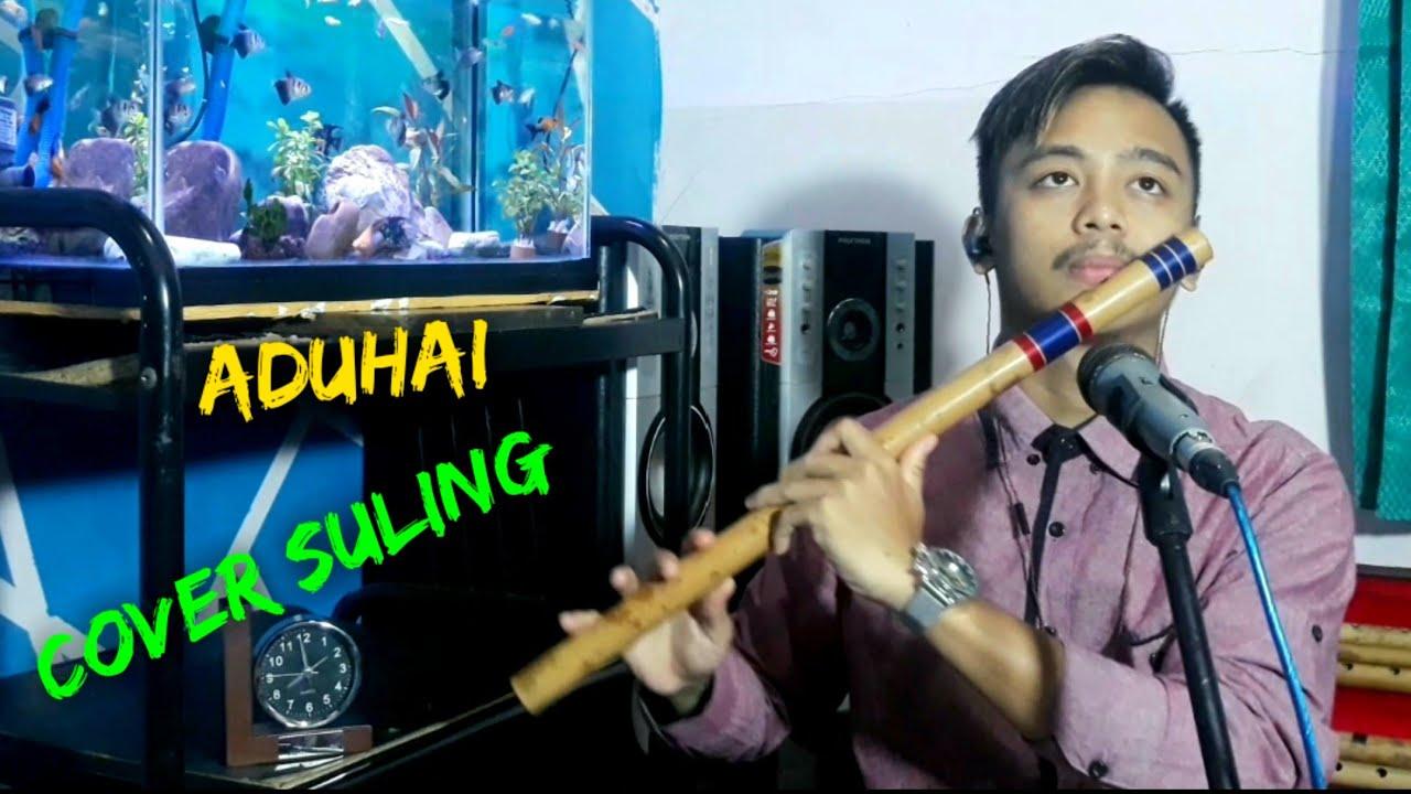 "Instrument Dangdut "" ADUHAI "" Cover Seruling | Rizal Febrian"