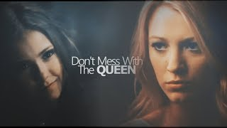 Don't Mess With The Queen - Wattpad Trailer