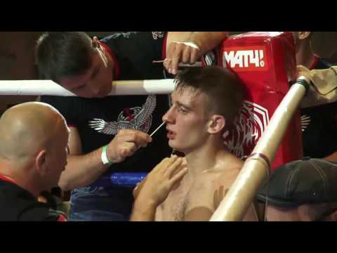 Павличенко Андрей (RUS) vs Резвони Сафарзаде (TJK)
