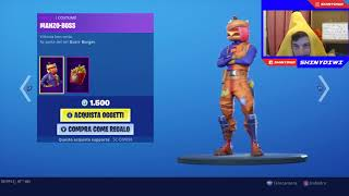 FORTNITE 16 WEEKS NEW SKIN SERGEANT FRITELLA ! SOURCE SC-DIWI98